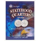 Statehood Quarters Folder